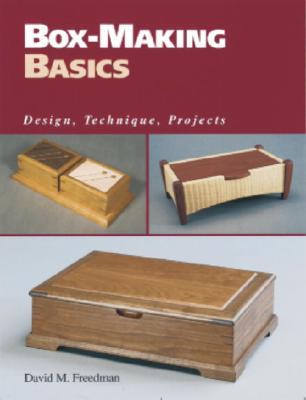 Box-Making Basics By Freedman, David M.